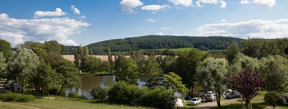camping nahe nevers