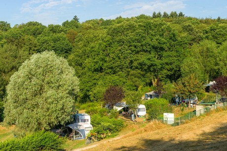 Camping Fougeraie (Nièvre,Morvan,Bourgogne) : emplacements photo 8