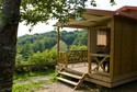 camping in burgund - BUNGALOW
